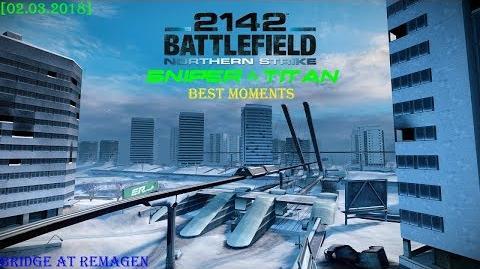 Battlefield 2142 Titan Alliance – Bridge At Remagen Мультиплеер (02 марта 2018)