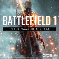 Battlefield 1 In the Name of the Tsar Original Soundtrack Cover.jpg