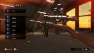 Battlefield V M3 Infrared Customization