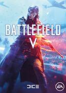Battlefield V - Jaquette