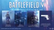 Battlefield V Pre-Order Reward