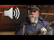 Battlefield 5 - Siegfried Albrecht Elite Voice Lines