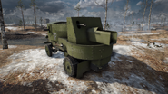 BF1 Assault Truck AT Back