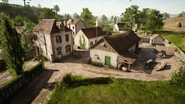 Soissons Chaudun Village 04