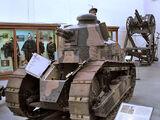 FT-17 Light Tank