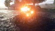 BF1 RNAS Armored Car Destroyed