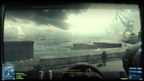 Battlefield 3 - Using the 9K22 TUNGUSKA-M effectively