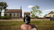 Nagant Revolver ADS BF1
