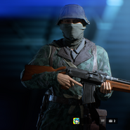 Battlefield V Open Beta Wehrmacht Engineer