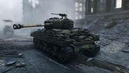 M4 E8 Sherman BFV