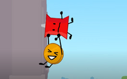 Coiny climbs pin