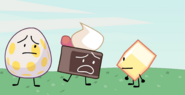 Eggy cake and loserr