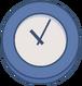 Clock body 3