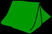 Glowless Tent
