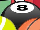 8-Ball and Basketball 14