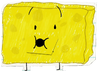 Paper Cut Out Spongy (BFB 29)