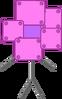 Robot Purple