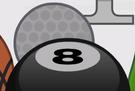 8-Ball and Golf Ball 33