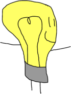 Lightbulb BFDI24