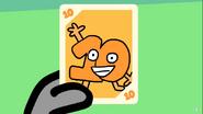 Ten Uno Card