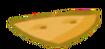 One piece of Cracker
