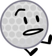 Golf Ball - talk 1