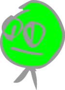 BFB frog