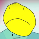 Yellowface frown