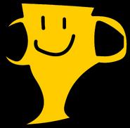 SmileyTrophy BFDI24