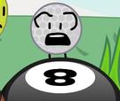 8-Ball and Golf Ball 10