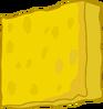 Spongy Body Side below