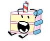 Birthday Cake Pose 7