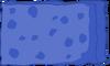 Spongy Blue