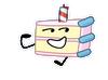Birthday Cake Pose 4