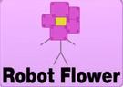 Robot flower mini