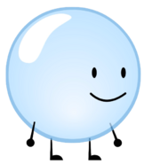 Bubble with transparent background