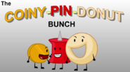The coiny pin donut buch