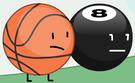 8-Ball and Basketball 5
