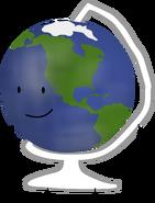 BFDIA Globe