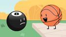 8-Ball and Basketball 2
