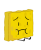Spongy staring at x (bfb 19)