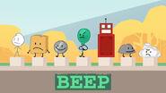 Beep's 2nd Elimination