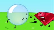 Bubble kicks ruby