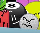 8-Ball and Golf Ball 23