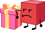 Blocky - the gift