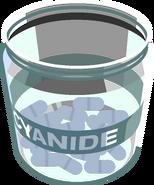 Cyanide jar 3d
