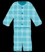 Pajama blue