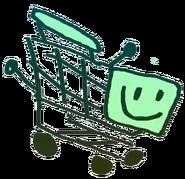 Shopping cart doodle (TPOT 1)