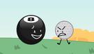 8-Ball and Golf Ball 28