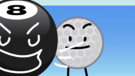 8-Ball and Golf Ball 14